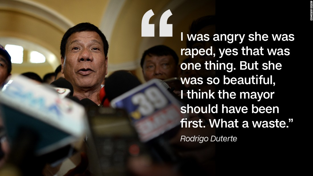 rodrigo duterte quote 1 super 169
